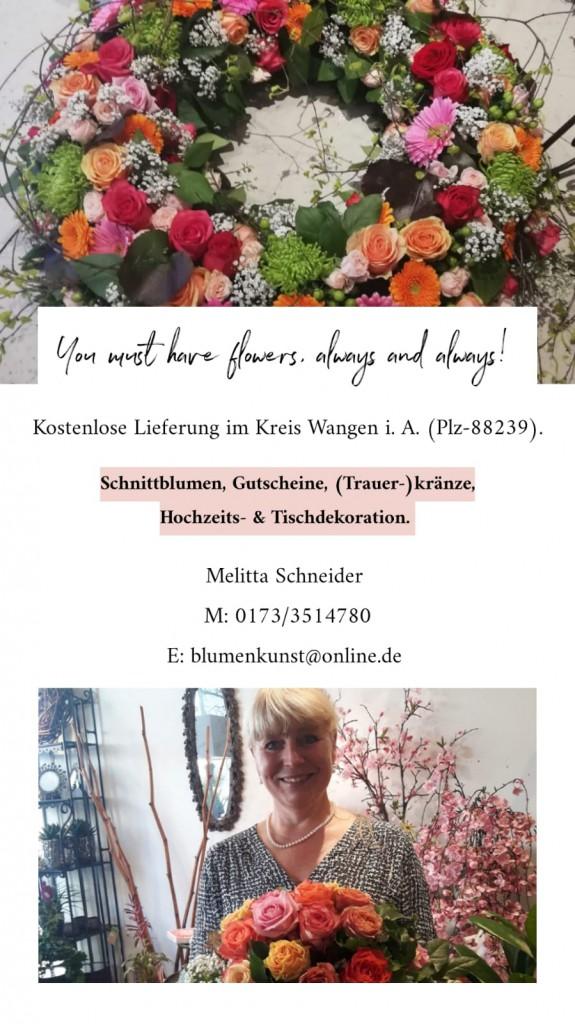 Lieferservice Blumen Schneider